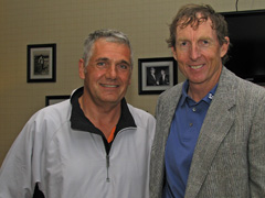 David Leadbetter und Deufel